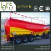 40000liter Semi Aanhangwagen van de Tanker van de brandstof de Vloeibare