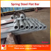 Sup9 Traitement thermique Hot Roll Leaf Spring Steel Flat Bar
