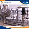 Línea del tratamiento del agua de manatial de la buena calidad