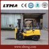Chariot gerbeur hydraulique manuel environnemental de LPG de 3.5 tonnes