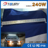 고강도 4WD를 위한 240W 반점 플러드 LED 표시등 막대