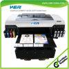 Imprimante UV économique approuvée de la CE, machine d'impression de crayon lecteur
