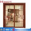 Dos puertas de vidrio de desplazamiento del vidrio Tempered para el dormitorio