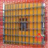 Molde de aço da laje reusável da parede do edifício para a coluna concreta