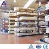 Cremalheira ajustável resistente do armazenamento da madeira serrada do armazenamento do armazém
