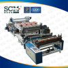 Volle automatische hydraulische heiße stempelnde Presse-Maschine für Verkauf
