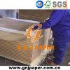 Papel a dos caras de la alta calidad con la parte posterior del gris para la producción del cartón