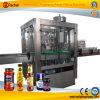 Machine de capsulage de remplissage de sauce au chili épais