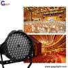 Het hoge LEIDENE 84*3W van de Helderheid RGBWA Licht van het PARI met MultiDoel voor Conferentie/Theater (84-3-a)