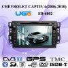 Jugador del coche DVD GPS para Chevrolet Captiva (SD-6802)