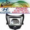 Carro especial DVD para Hyundai Avante 2011/Elantra 2011/I35 2011
