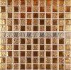 Mosaico dorato del mosaico di ceramica per la parete (YF-MCA102)