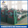 Mangueira metálica flexível de aço inoxidável que faz a máquina