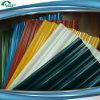 Aço de folhas galvanizado corrugado Colorpuls da telhadura do metal de Ibr