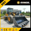 Popular XCMG 5ton 3m3 Wheel Loader ZL50G con control piloto