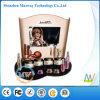 Cosméticos Display Rack com 10 Inch Advertizing Screen (MW-1011CSP)