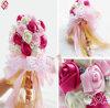 Regali floreali della decorazione di cerimonia nuziale del mazzo della Rosa della seta artificiale