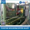 3 Phasen-elektrischer Punkt-Schweißer für Galvanisierung-Stahltank
