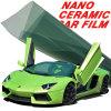 Qualité d'approvisionnement d'usine aucun film solaire de teinte de guichet d'anti véhicule en céramique nano r3fléchissant du brouillon 2py