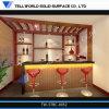 Tell World Hotel Réception de la réception / Barre d'acrylique / comptoir de table