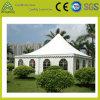 Barraca branca do telhado do PVC do evento da família para vendas