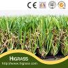 Erba artificiale, erba del giardino, erba del prato inglese, filato sintetico dell'erba