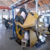 Alambre de aluminio revestido de cobre que tuerce la máquina