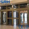 ascenseur de passager d'acier inoxydable de la vitesse 8.0m/S