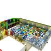 Campo de jogos macio interno do brinquedo interno o maior do projeto para a venda
