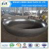 水漕のための大口径の皿に盛られた楕円形ヘッド