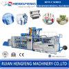 Máquina de termoformação de inclinação para embalagem de bebidas (modelo HFTF-80T)