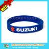 Голубой Wristband силикона с Swoosh Thb-038