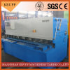 유압 Guillotine Shearing Machine 또는 Guillotine Shears