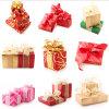 Rectángulo de empaquetado de la Navidad para la decoración