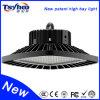 Luz de la bahía del cuadrado LED de la fuente de alimentación del receptor de papel del medio de Nichia LED 200W alta