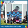 2015 Hot Selling Promotional Polyester Backdrop for Events