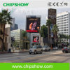 Chipshow P16 al aire libre comercial LED que hace publicidad de la exhibición
