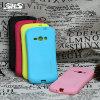 Caja suave del teléfono de la alta calidad TPU de Shs para Samsung C7