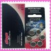 Bateria do ar do zinco da Quente-Venda A10/A13/A312/A675 (A10/A13/A312/A675)