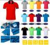 Chemise de polo de coton de T-shirt de femmes d'OEM d'usine