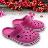 Сандалия плоской сандалии женщин способа пластичная (RW16646)