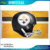 Squadra di football americano ufficiale 3 ' bandierina di Pittsburgh Steelers NFL di X 5 '