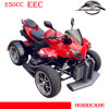 Crossover ATV 250cc camino legal