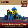 Equipo al aire libre del pequeño patio de los niños de la diversión del Ce (X1511-11)