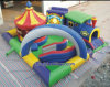 Inflatable personalizzato Castle per Outdoor Playground (A235)