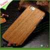 Casse flessibili del telefono mobile del grano di legno TPU per il iPhone 6s