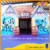 Tente gonflable de thème extérieur de peinture de Digitals grande (AQ7331-1)