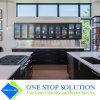 Glace classique et meubles noirs de Modules de cuisine de fini de laque (ZY 1067)