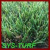 V Shape 3 Color Artificial Grass para o jardim