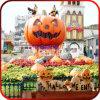 Decoratie van Halloween van de Pompoen van Halloween de Lichte